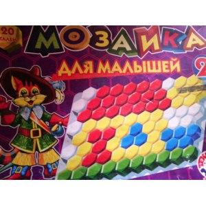 Интелком Мозайка для малышей - 2 фото