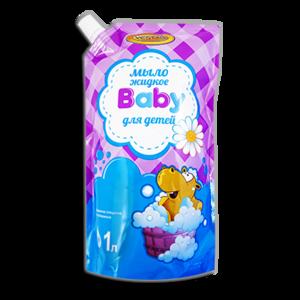 """Мыло жидкое Vestar для детей """"Baby"""" фото"""