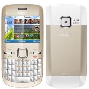 Nokia C3-00 фото