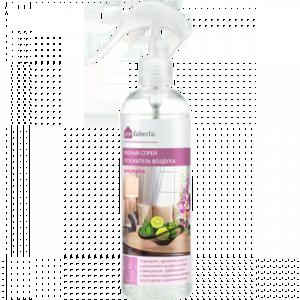 Водный спрей-освежитель воздуха Faberlic Антитабак, артикул 11229 фото