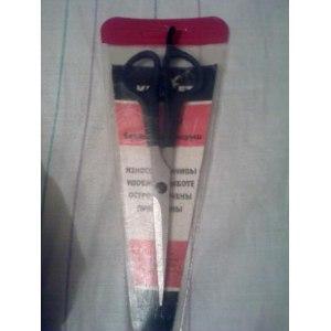 Парикмахерские ножницы KRAMET с усилителем фото