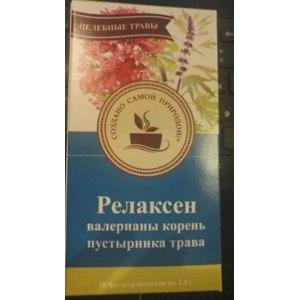 Чай ООО МК НАРОДНАЯ МЕДИЦИНА Релаксен  фото