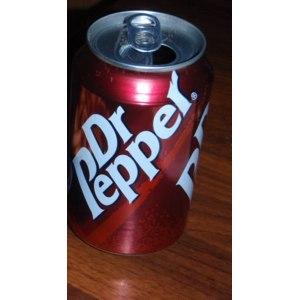 Газированная вода Dr. Pepper  фото
