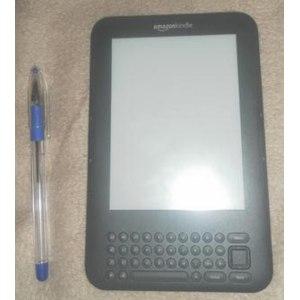 Электронная книга Amazon  kindle 4 wifi+3g фото