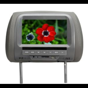 Подголовник с монитором Aliexpress <b>7 Inch Car</b> Headrest <b>Monitor</b> ...