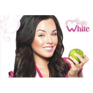 Косметологическое отбеливание зубов Magic White фото