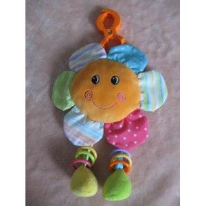 DEVIK Babi Цветочек-погремушка на коляску/кроватку фото