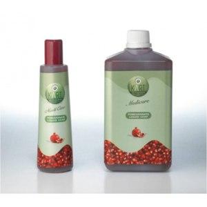 Жидкое мыло для лица Kart Pomegranate Liquid Soap Гранатовое Мыло фото