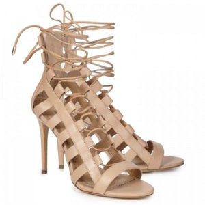 Босоножки Aliexpress 2016 New Arrival Fashion Casual Women Sandals Summer Women Pumps Stiletto Heel Open Toe Sandals Zapatos Mujer Women Shoes фото