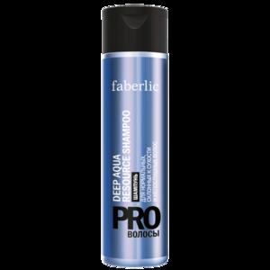 Шампунь Faberlic PRO ВОЛОСЫ Для нормальных, склонных к сухости и непослушных волос фото