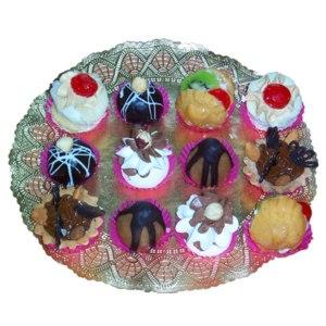 Набор пирожных Компания Тортила Лата Макята фото