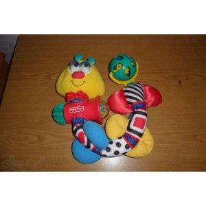 Развивающая игрушка Fisher-Price Гусеница  фото