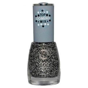 Верхнее покрытие лака для ногтей Dance legend Domino mix фото