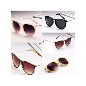 Солнцезащитные очки Aliexpress Metal Frame Leg Women's Sunglasses  фото