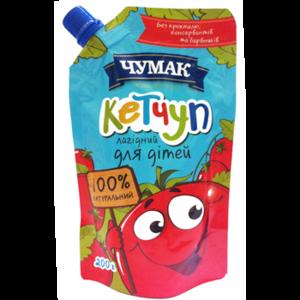Кетчуп Чумак Детский 100% натуральный фото