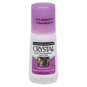 Дезодорант-антиперспирант Crystal Body deodorant roll фото
