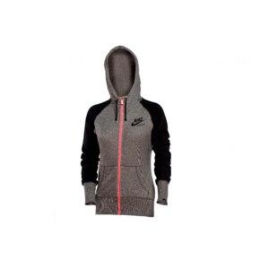 Толстовка Nike AW77 TEAM FZ HOODY фото