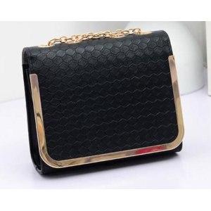 Сумка Aliexpress 2015 New Multicolor Women Messenger Bag Classic Stone Grain Women Leather Handbags Chain Clutch Women Handbag фото