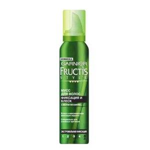 Мусс для волос Garnier FRUCTIS STAYLE с экстрактом бамбука фото