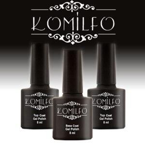 Гель-лак для ногтей  Komilfo фото