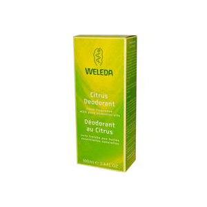Дезодорант-спрей для тела Weleda Citrus Deodorant фото