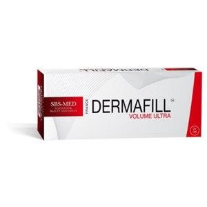 Увеличение губ препаратом Dermafill Volume фото