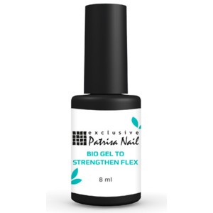 Био-гель для ногтей Patrisa Nail Bio Gel To Strengthen Flex фото
