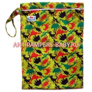 Непромокаемая сумочка для подгузников Антиподгузник фото