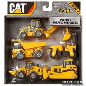 Игрушка CAT мини-техника  фото