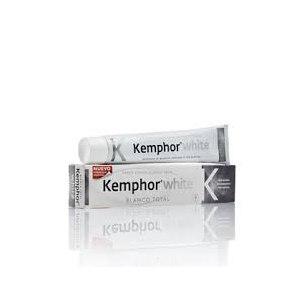 Зубная паста KEMPHOR white blanco total фото