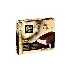 Шоколадный батончик Nestle Mousse Snack фото