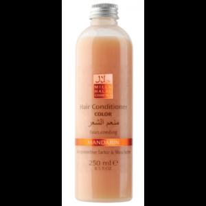 Кондиционер для окрашенных волос Milla Halal Cosmetics с солнцезащитным фактором и маслом Ши «MANDARIN» фото