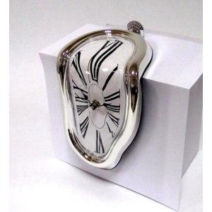 Часы Melting Clock Мягкие стекающие часы в стиле Сальвадора Дали (арт. MELTCLK) фото