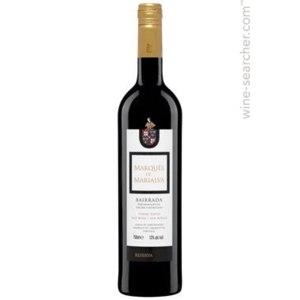 "Вино белое сухое Adega de Cantanhede Marques de Marialva Arinto Reserva (""Маркеш де Мариалва Аринту Резерва"") фото"