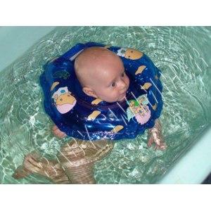 Круг на шею для плавания Baby swimmer  фото