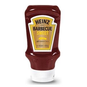 Соус Heinz barbecue sweet  фото
