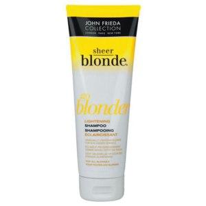 Шампунь John Frieda sheer blonde go blonder фото