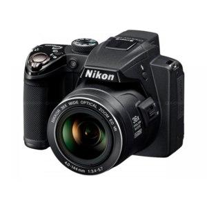 Nikon Coolpix P500 фото