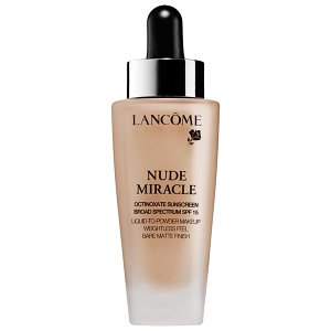Тональный крем Lancome Nude Miracle  фото