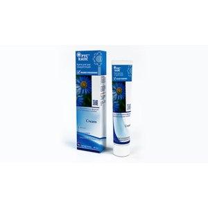 Крем для рук Рускапс защитный с Д-пантенолом и эфирным маслом ромашки голубой фото