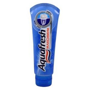 Зубная паста Aquafresh  Максимум фото