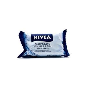 Мыло  NIVEA Морские минералы фото