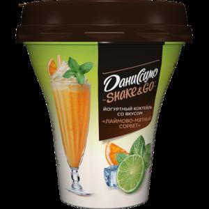 Йогурт Danone Danissimo Shake&Go фото