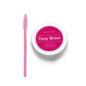 Мыло для бровей Tony Brow Soap фото