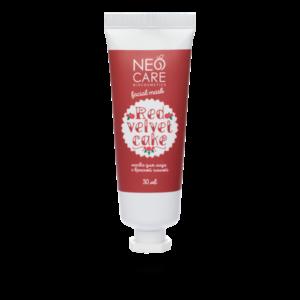 """Маска для лица Neo Care с красной глиной """"Red velvet cake"""" фото"""