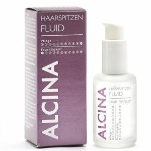 Масло для волос Alcina Уход восстанавливающий для кончиков волос Hair Tip Fluid  фото