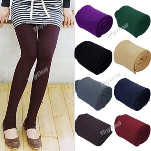 Леггинсы Tinydeal Fashionable Ninth Pants Ankle Length Skinny Leggings Panty-hose Stockings Tights for Lady Women NAK-125081 фото