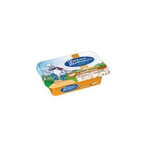 Сыр Веселый молочник плавленый пастообразный с грибами фото