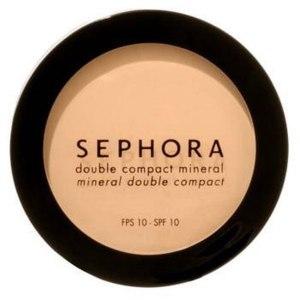 Пудра Sephora Минеральная компактная фото
