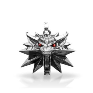 Медальон Мастерская Ярило школы волка The Witcher 3 Wild Hunt - отзыв фото